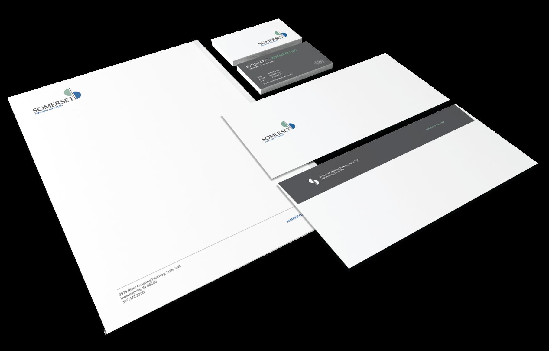 Somerset-Envelopes