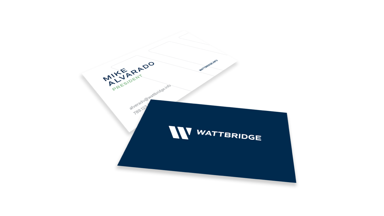 WB-Businesscards