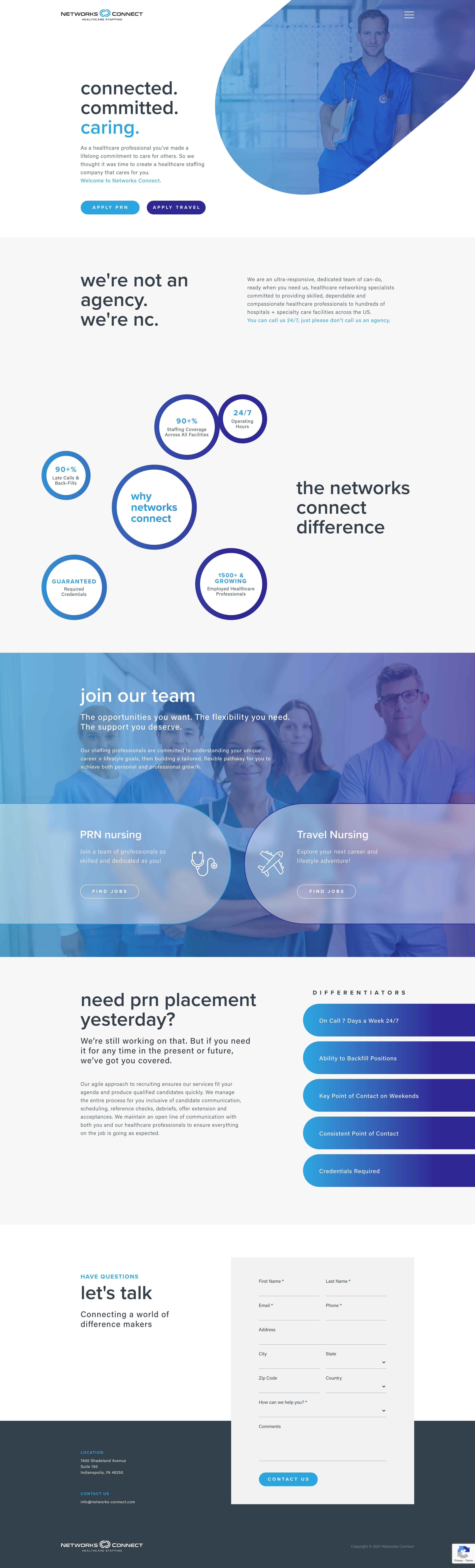 NC-Front-Website